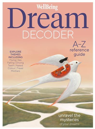 WellBeing Dream Decoder #1 magazine cover