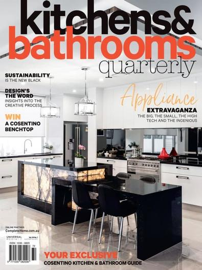 Admirable Kitchens Bathrooms Quarterly Magazine Subscription Download Free Architecture Designs Xaembritishbridgeorg