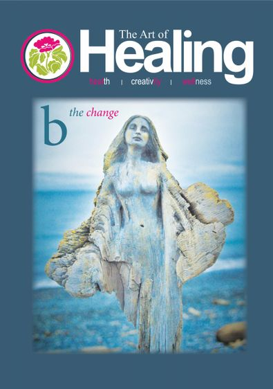 The Art Of Healing magazine cover