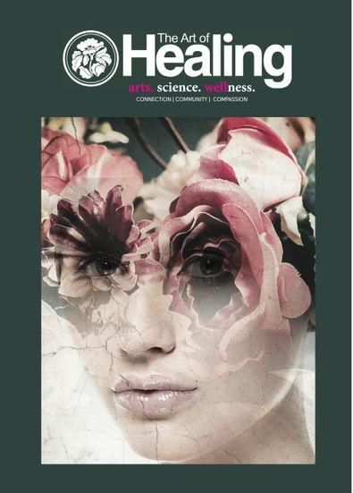 The Art Of Healing magazine cover