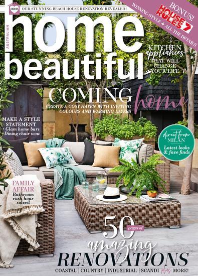 Australian Home Beautiful Magazine Subscription