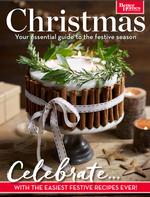 Free Christmas Cookbook
