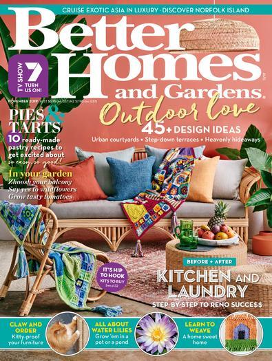 Better Homes Gardens Sep 2019 | Stay at Home Mum.com.au