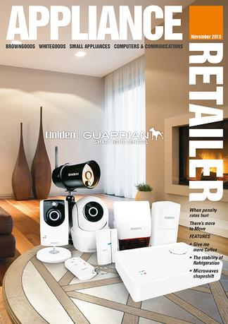 Appliance Retailer magazine cover