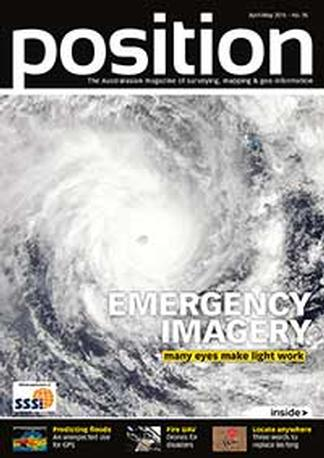 Position magazine cover
