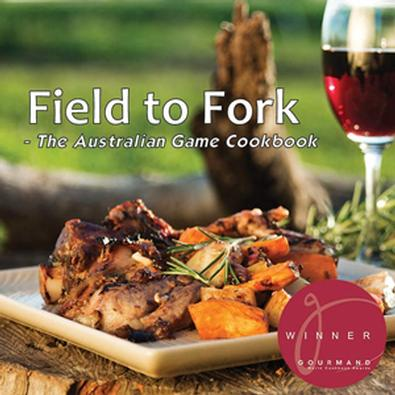 Field to Fork - The Australian Game Cookbook cover