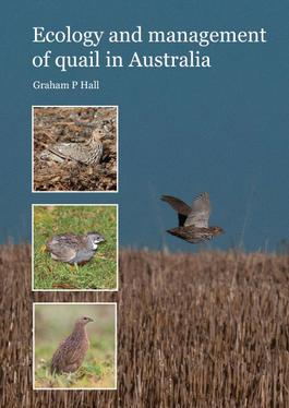 Ecology and management of quail in Australia cover