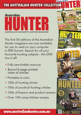 Australian Hunter DVD Collection cover