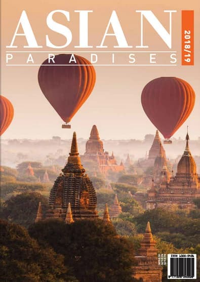 Asian Paradises magazine cover