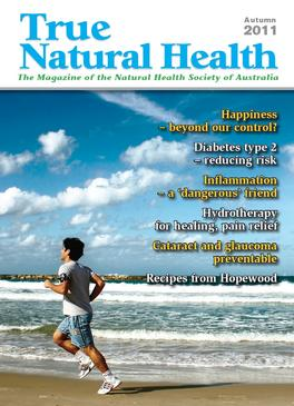 True Natural Health Magazine subscription
