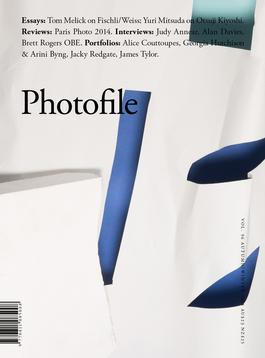 Photofile Vol 96 - 'Still Life' cover