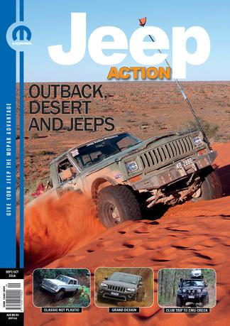 Jeep Action Magazine - 12 Month Subscription