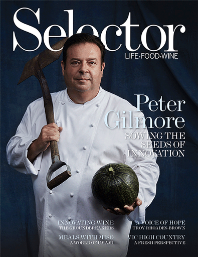 Selector magazine cover