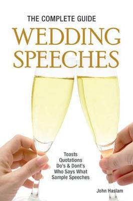 The Complete Guide to Wedding Speeches cover