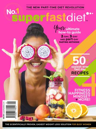 Superfastdiet magazine cover