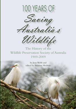 Conserving Australia's Wildlife cover