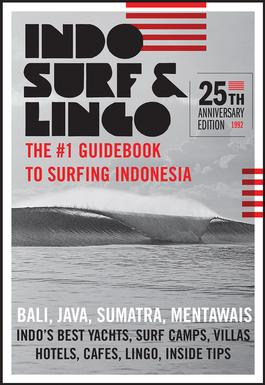 Indo Surf & Lingo - 2017 update 25th Anniversary cover