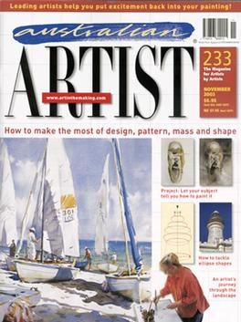 Australian Artist magazine subscription