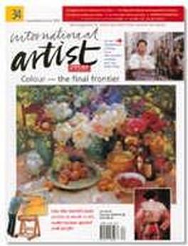 International Artist - 12 Month Subscription