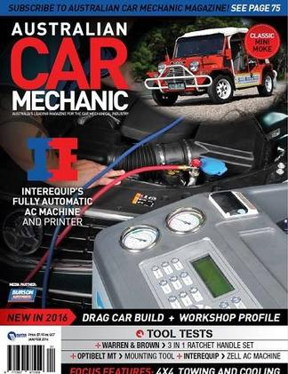 Australian Car Mechanics Magazine subscription