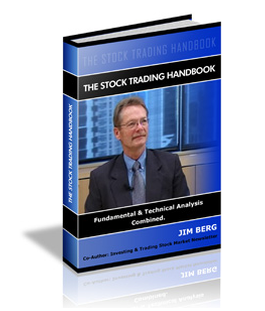 Jim Berg's Stock Trading Handbook cover