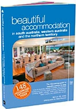 Beautiful Accommodation in SA, WA and NT cover