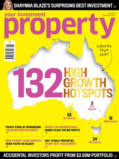 Your Investment Property magazine cover