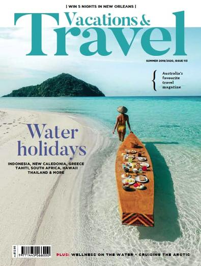 Vacations & Travel Magazine Subscription - isubscribe.com.au