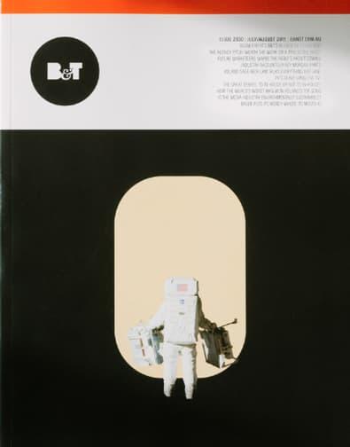 B&T magazine cover