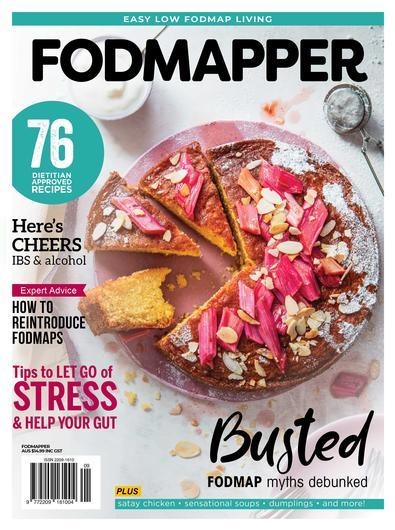 FODMAPPER magazine cover