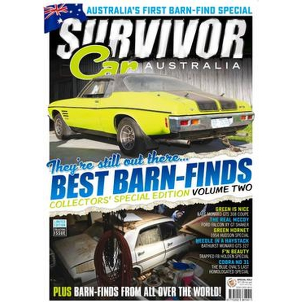 Survivor Car Australias Barn Find Special Issue
