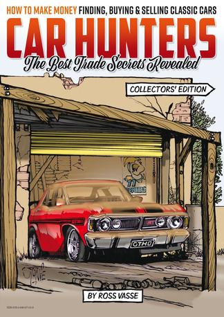 Car Hunters: The Best Trade Secrets Revealed cover