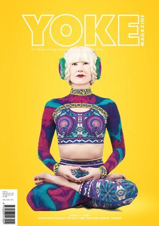 YOKE Magazine cover