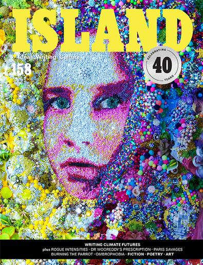 Island magazine cover