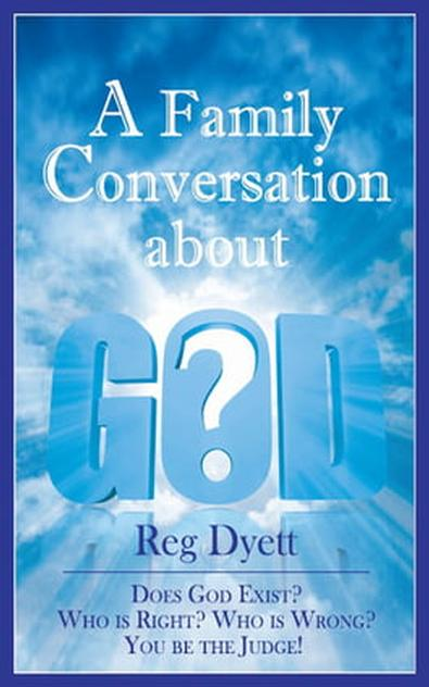 A Family Conversation About God cover