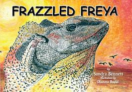 Frazzeled Freya cover