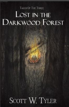 Lost in the Darkwood Forest cover