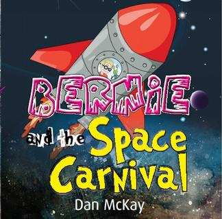 Bernie and the space carnival cover