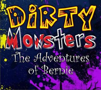 Dirty Monsters cover