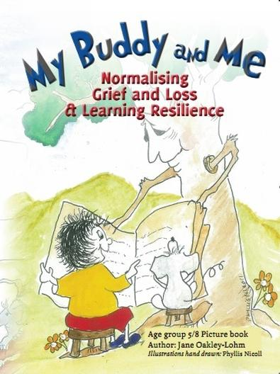 My Buddy and Me: Normalising Loss and Grief and le cover