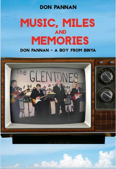 Music Miles & Memories: DonPannan A Boy From Binya cover