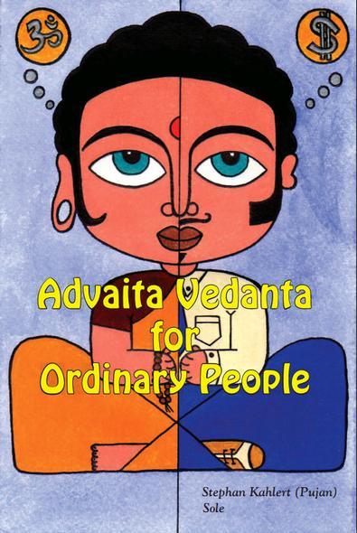 Advaita Vedanta For Ordinary People cover
