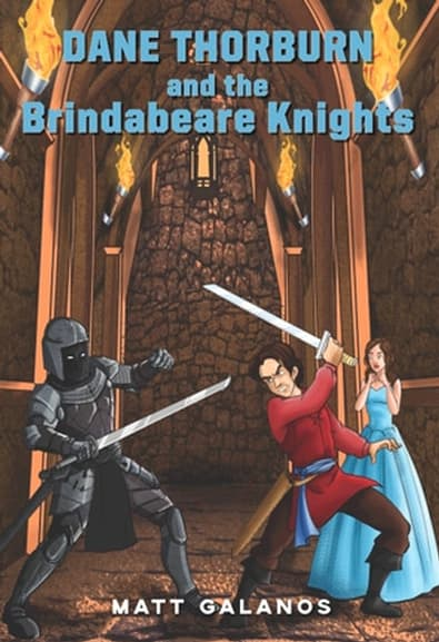 Dane Thorburn and the Brindabeare Knights cover