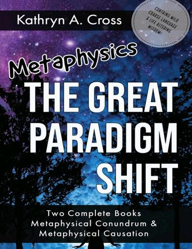 Metaphysics: The Great Paradigm Shift cover