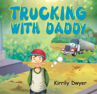 Trucking With Daddy cover