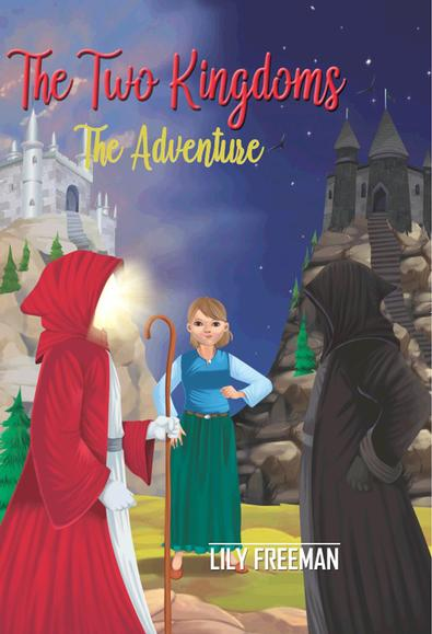 The Two Kingdoms: The Adventure cover