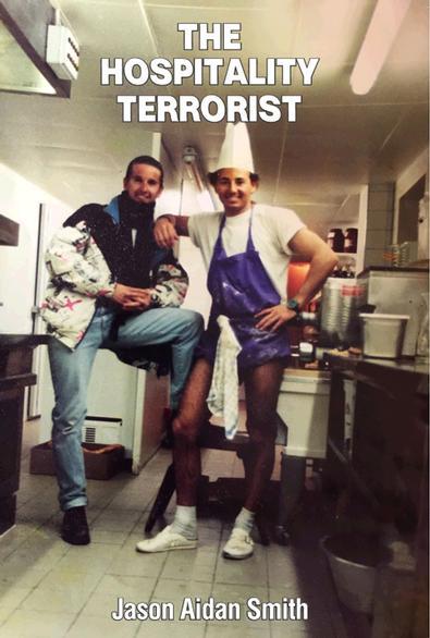 The Hospitality Terrorist cover