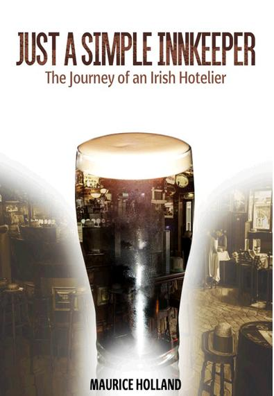 Just a Simple Innkeeper: The Journey of an Irish H cover