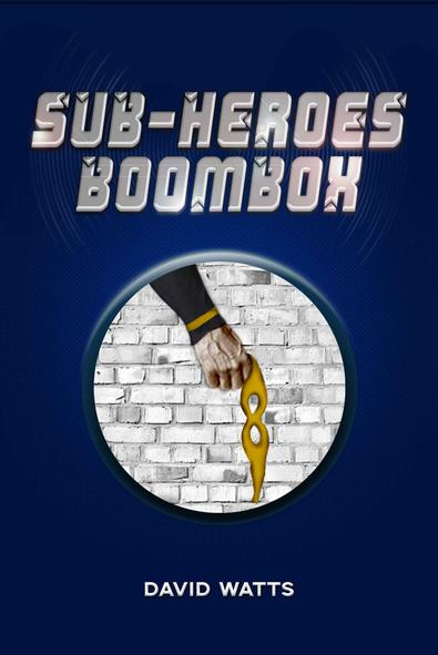 Subheroes Boombox cover