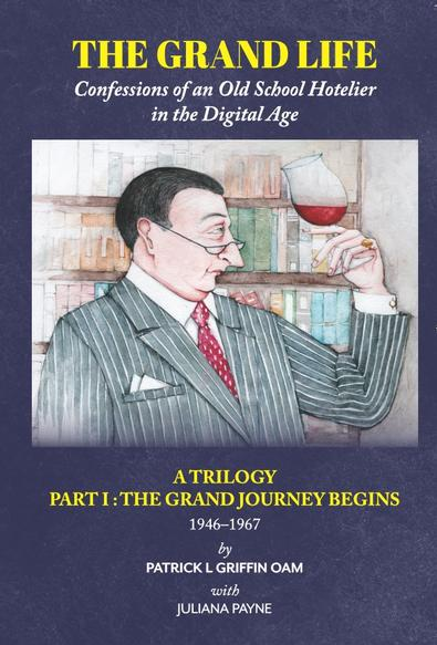 The Grand Life: THE GRAND JOURNEY BEGINS Part 1 cover